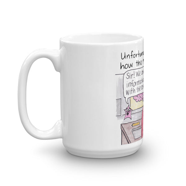 How the Mind Works Mug