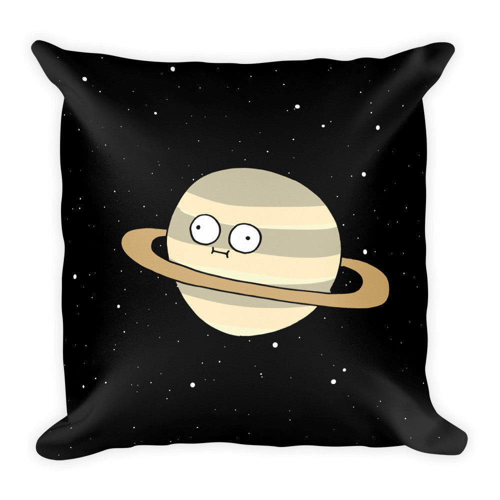 Saturn Pillow