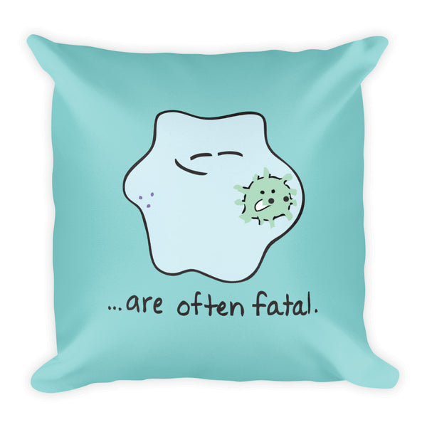 Amoeba Hugs Pillow