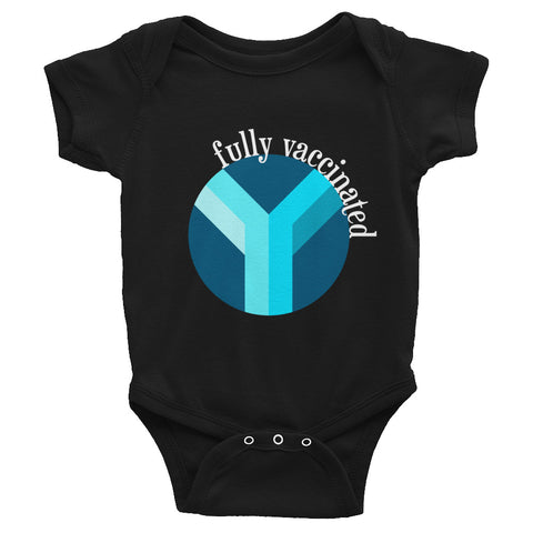 Fully Vaccinated Infant Bodysuit