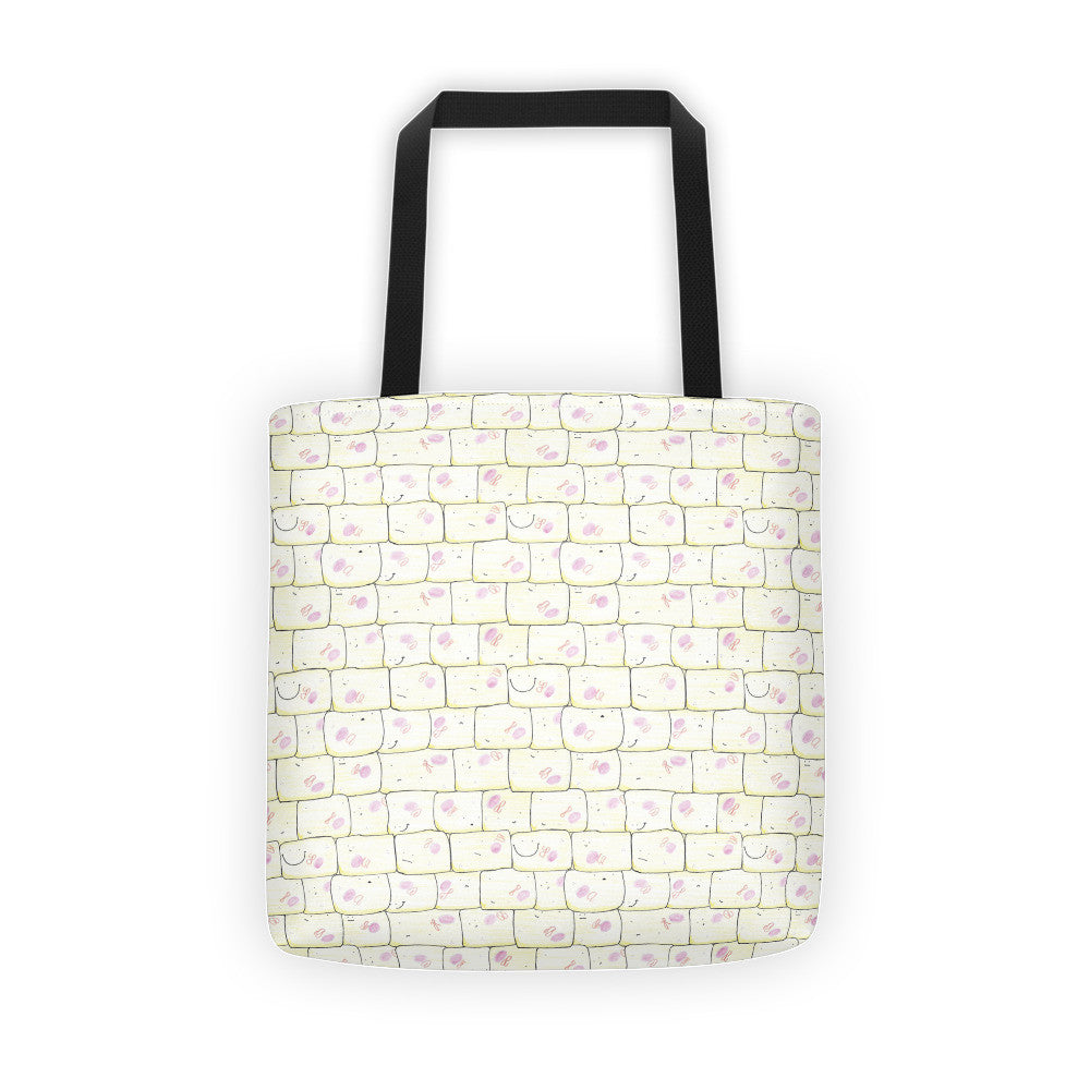 Cellular Tote bag