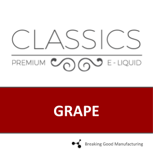 GRAPE (60PG/40VG)