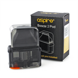 ASPIRE BREEZE 2 POD - 3 mL