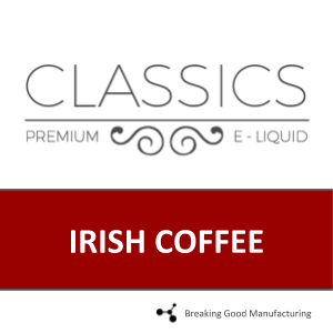 IRISH COFFEE (60PG/40VG)