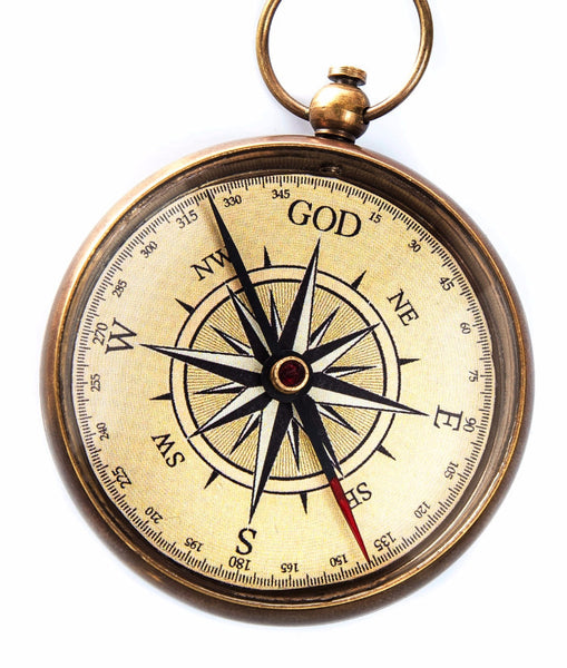 God is My Guide Compass - Fire Up The Soul - 1