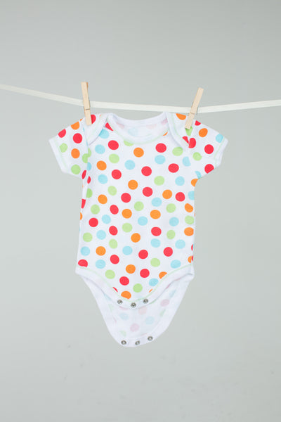 Early Days - Polka Dot Bodysuit