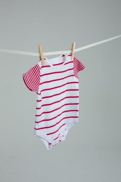 Mothercare - Stripped Bodysuit