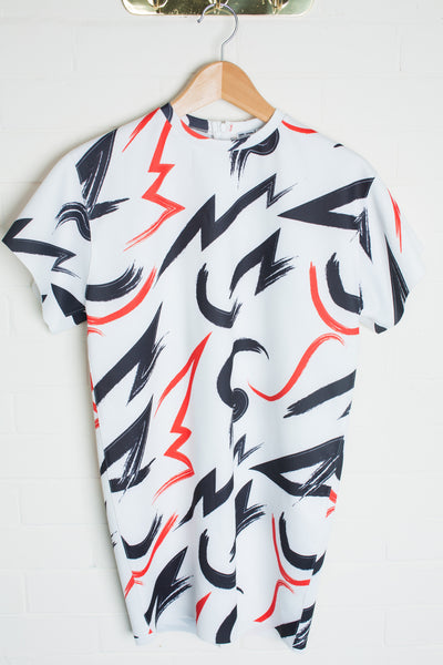 Zara - Zig Zag Dress
