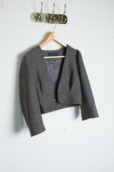 French Connection - Cropped Blazer