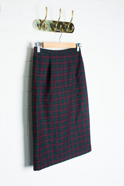 Richards - Tartan Skirt