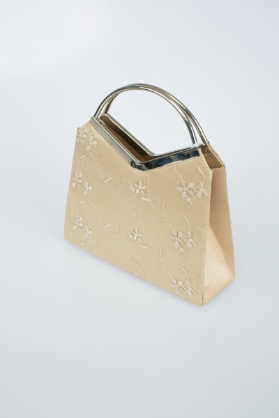 Dents - Gold Clutch