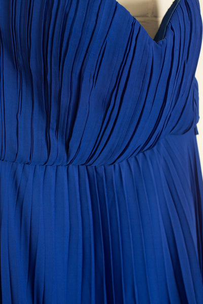 Jane Norman - Sweetheart Pleated Dress