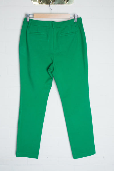 Reiss - Green Tapered Trousers