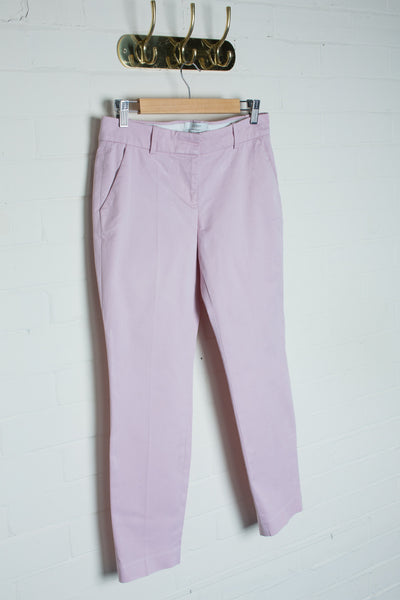 J Crew - Baby Pink Trousers