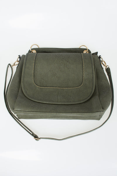 Marina Galanti - Leather Satchel