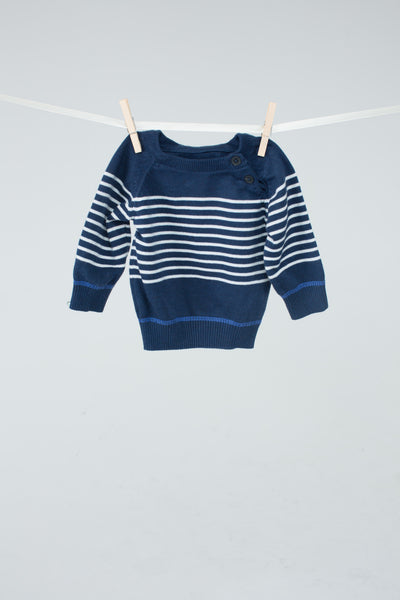 Next - Stripped Jumper