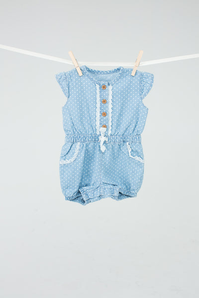 George - Polka Body Suit