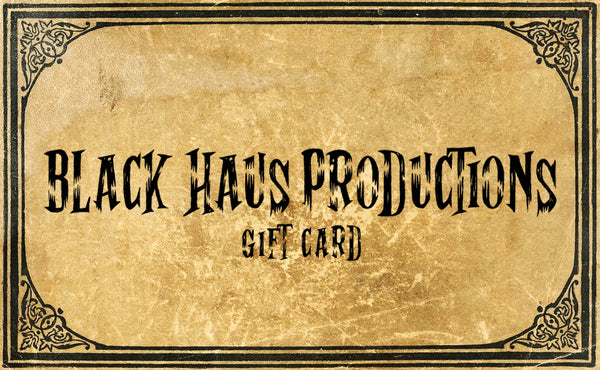 Black Haus Gift Card