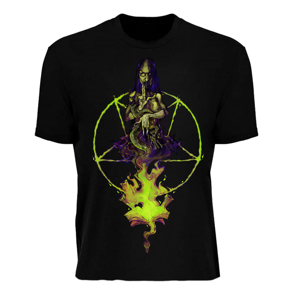 PRE-ORDER Victoria Witch T-Shirt (Black)