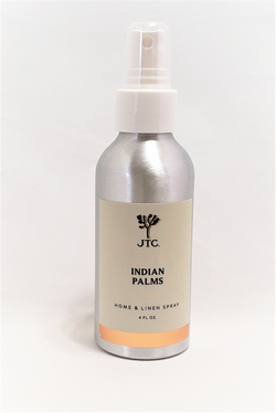 JTC Home & Linen Spray - Indian Palms