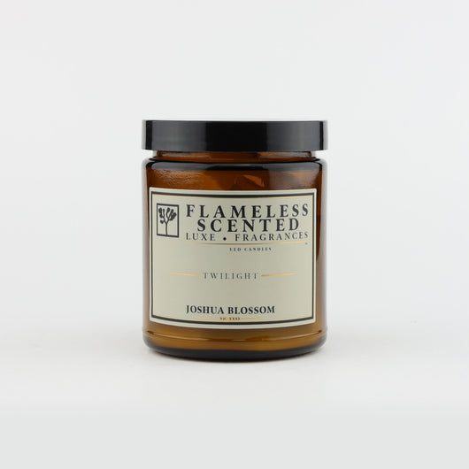 Flameless LED Fragranced Candle - Joshua Blossom