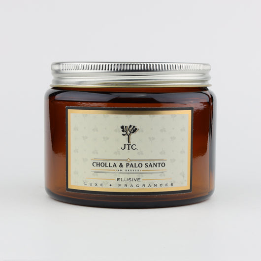 Joshua Tree Candle Company Cholla and Palo Santo Original Collection