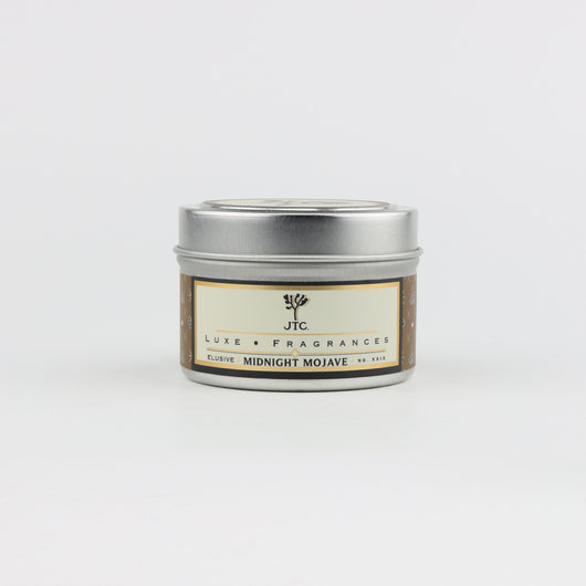 Travel Tin Candle - Midnight Mojave