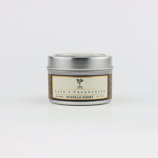 Travel Tin Candle - Ocotillo Sunset