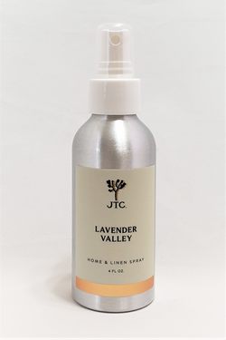 JTC Home & Linen Spray - Lavender Valley