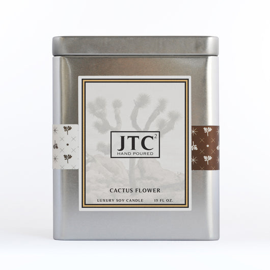 JT Luxe Tins - Cactus Flower