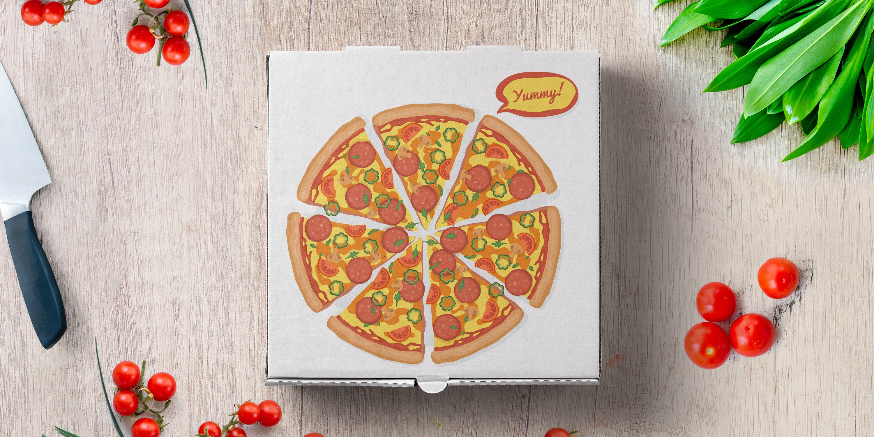 Now Offering: Custom Printed Pizza Boxes in Toronto