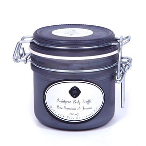 Natural Skincare Body Souffle' Smoke Grey Kilner Jar