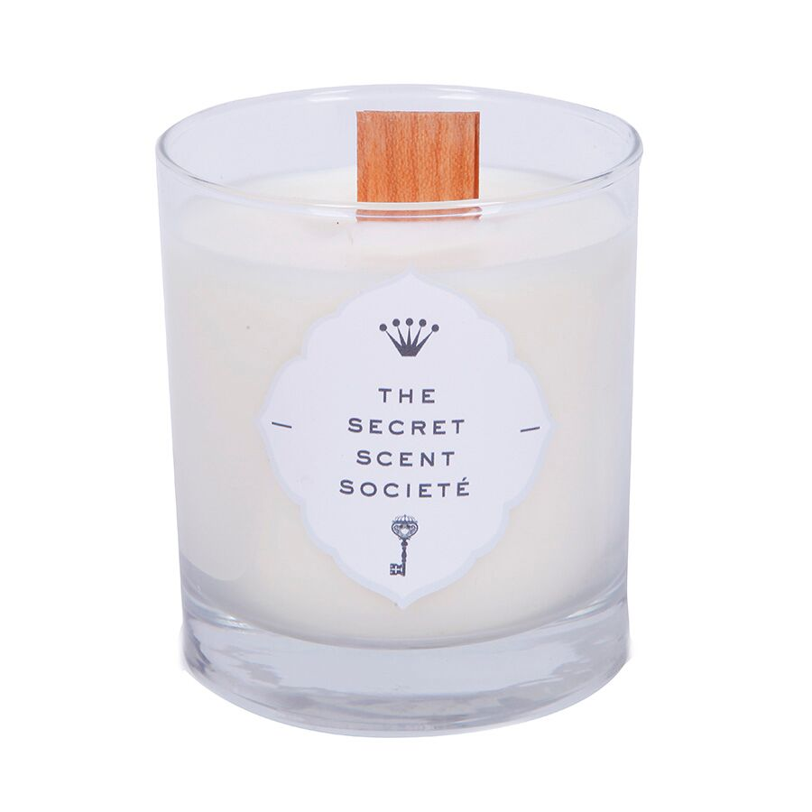 Luxurious Wood Wick Candles
