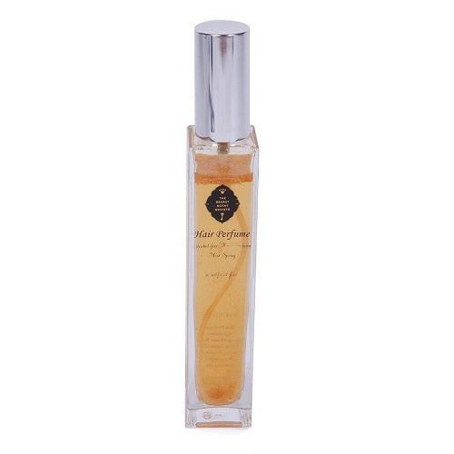 Natural alcohol free orange blossom water hair perfume with essential oils and vitamin e