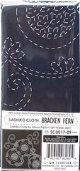 Sashiko Cloth braken fern