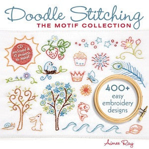 Doodle stitching - the motif collection de Aimee Ray