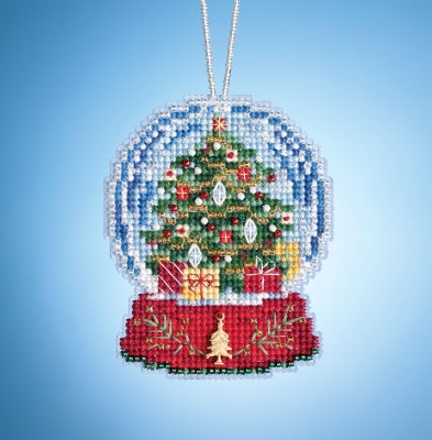 Kit à perler Christmas globe