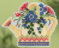Kit à perler - Floral watering can