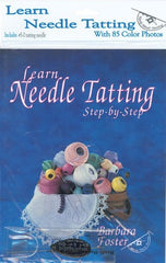 Learn needle tatting step-by-step - Barbara Foster