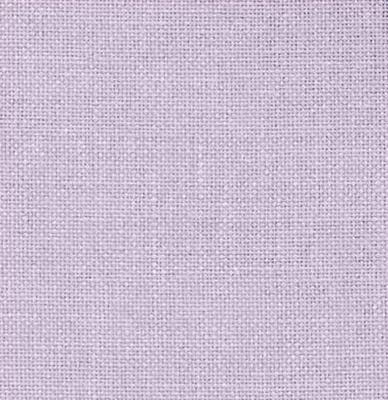 Zweigart - lin belfast 32 count - lilac - 19 x 27 pouces