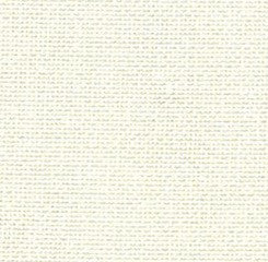 Zweigart - Lugana 25 count - antique white - coupon 19 x 27 pouces