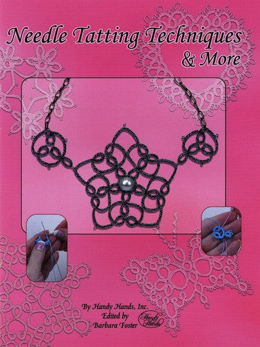 Needdle tatting techniques & more