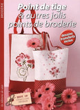 Point de tige & autres jolis points de broderie - Charline Segala