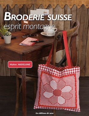 Livres broderie suisse