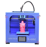 This is the QIDI X-one 3D printer by QIDI Technology.