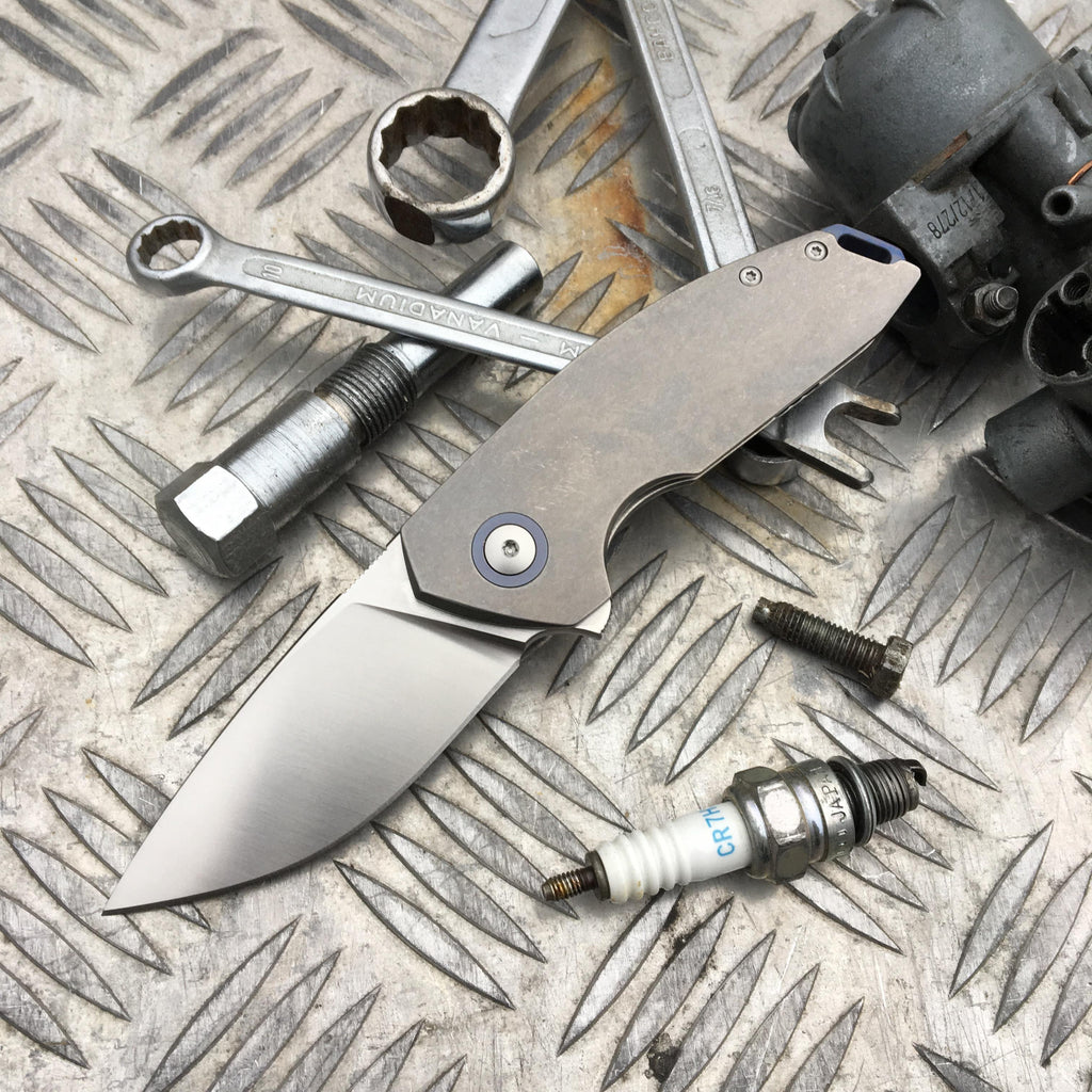 GiantMouse GM4 - GiantMouse Knives - Anso Vox Collaborations