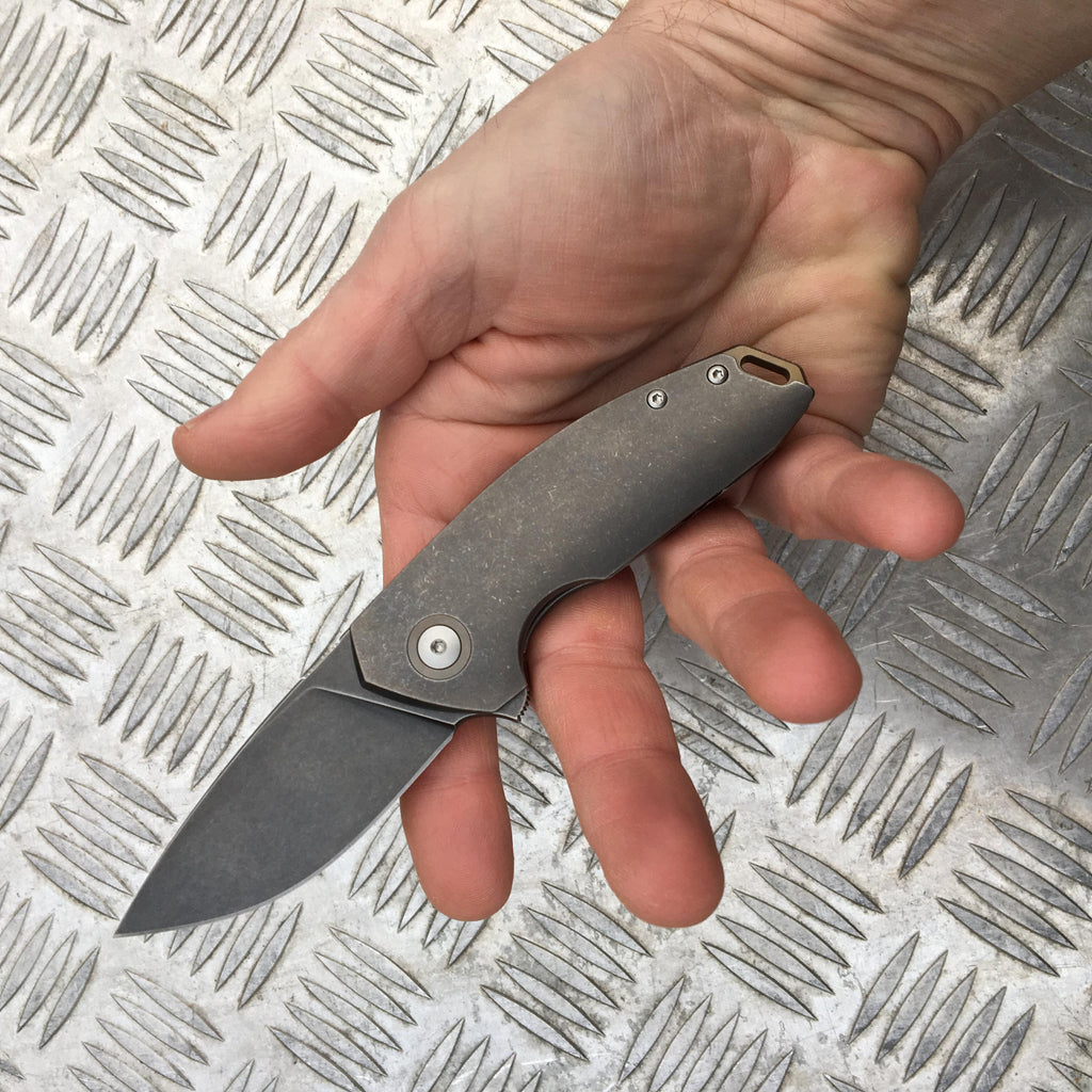 GiantMouse GMP4 - GiantMouse Knives - Anso Vox Collaborations