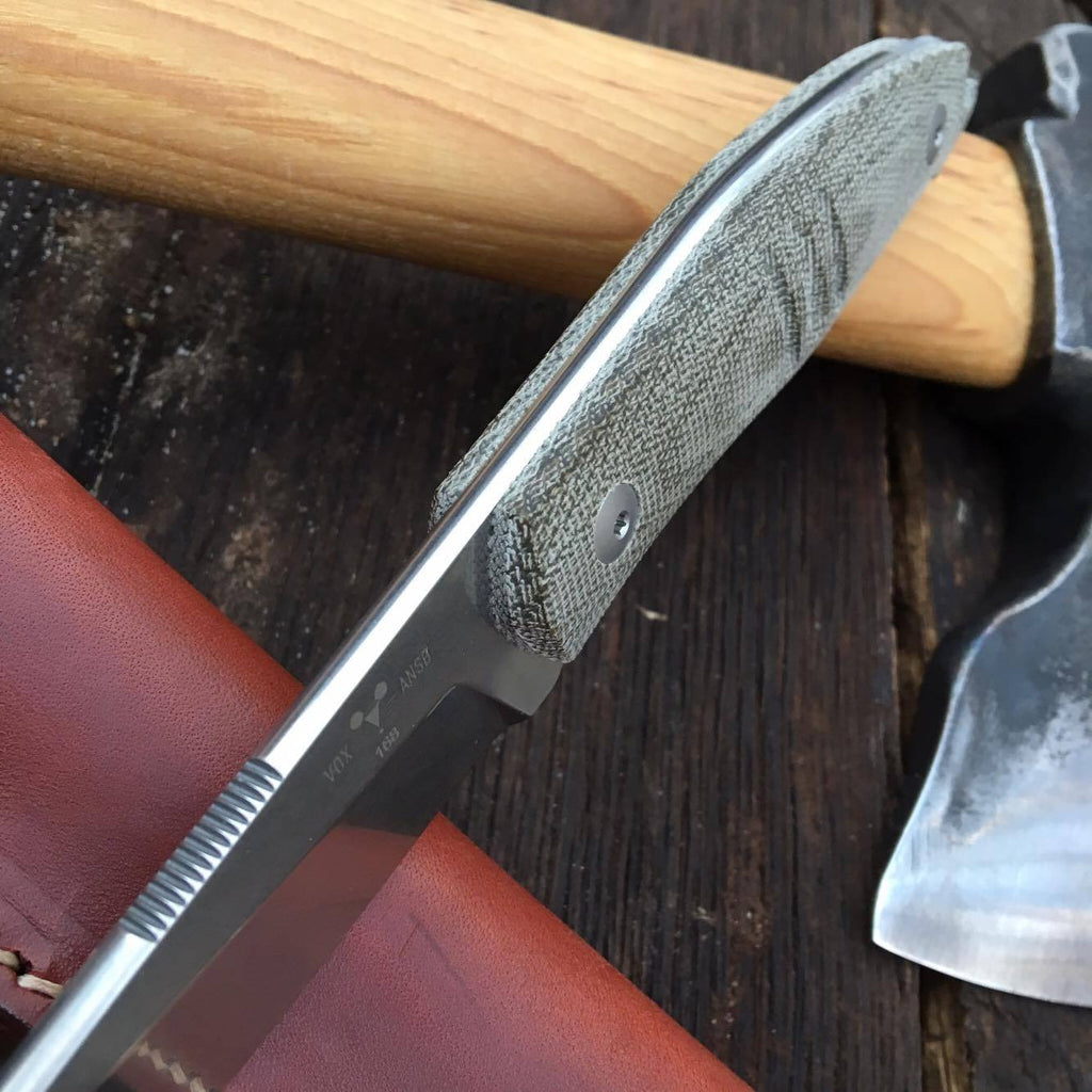 GiantMouse GMF2 - GiantMouse Knives - Anso Vox Collaborations