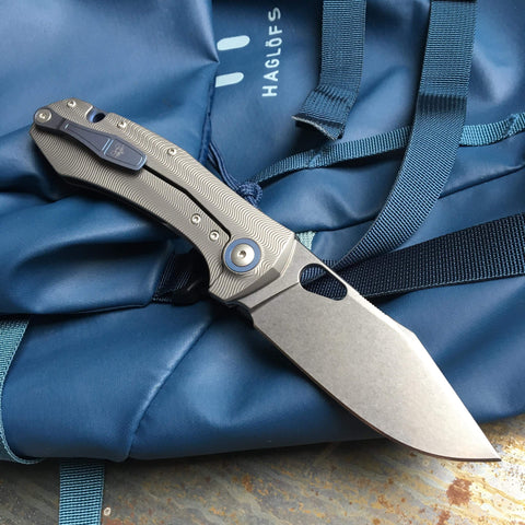 GiantMouse GM5 - GiantMouse Knives - Anso Vox Collaborations