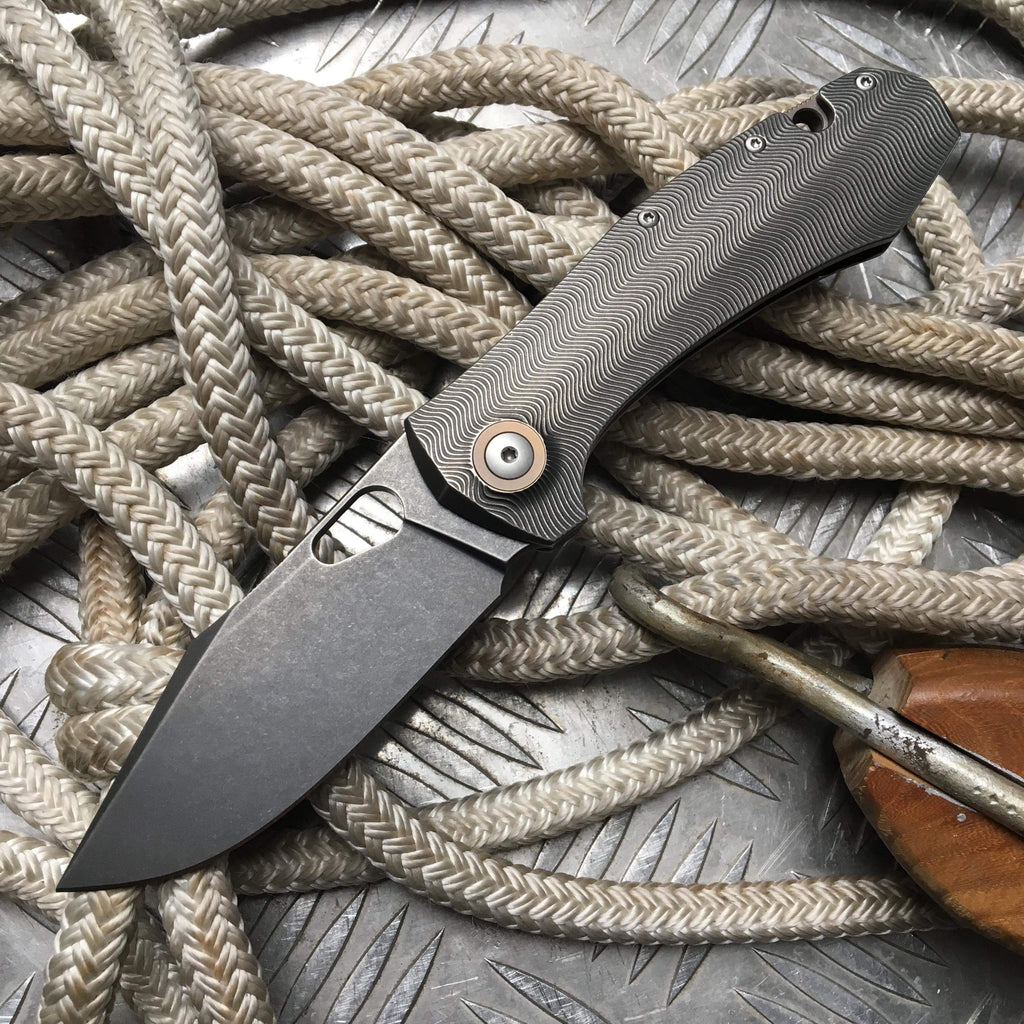 GiantMouse GMP5 - GiantMouse Knives - Anso Vox Collaborations